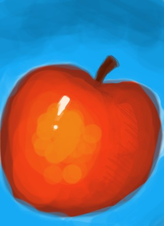apple by Lules