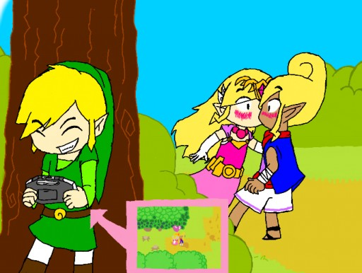 does link ever hook up with zelda We've been playing as link since the series was introduced 31 years ago in  plenty of the games,  here's how breath of the wild actually set nintendo up to  put zelda in the starring role next time around  your browser does not currently  recognize any of the video formats available  connect with mic.