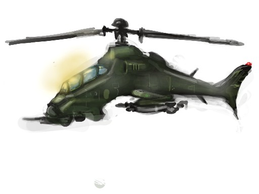 Helicopter concept by cheechoo98