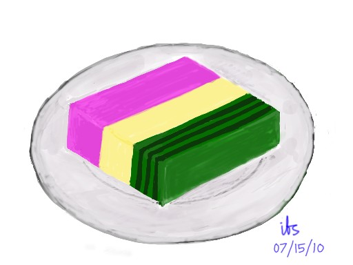 Puding Lapis Legit by hidekiibs