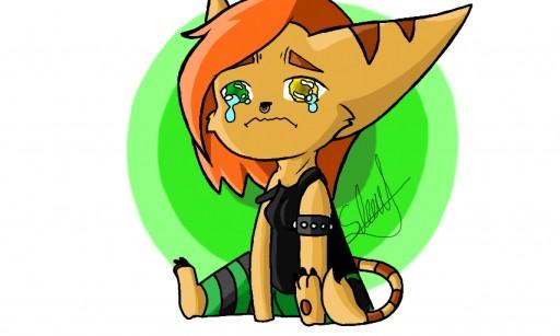Chibi Silent Crying