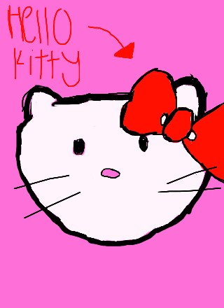 hello kitty!<3 by jazzdance