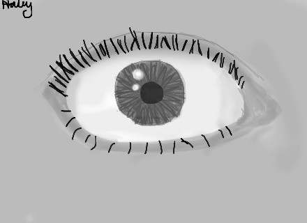 eye by HaleyAlex807