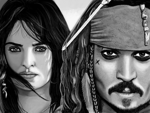 Pirates Of The Caribbean by FcoVillalba