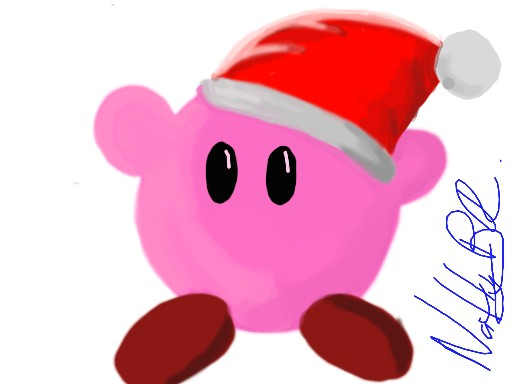 Kirby !! by NathyBR