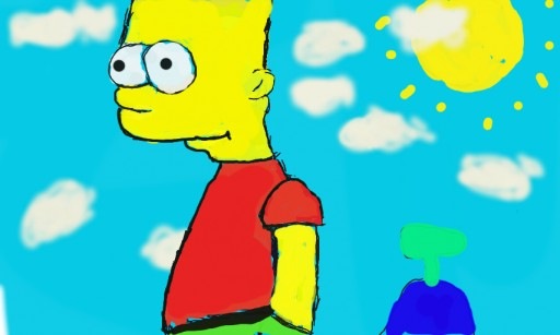 Bart Simpson by bojado71