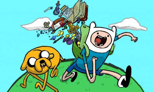 Adventure Time by Arklay