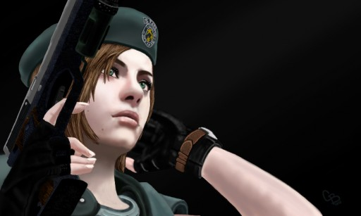 Jill Valentine by Mr. Karl