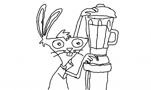 Phineas And Ferb Coloring Page Marty The Rabbit By Tutucutie123