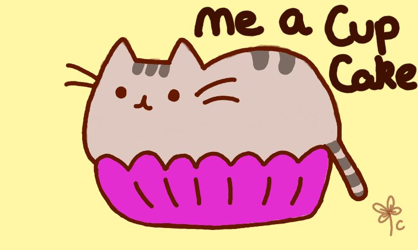Colors! Live - Cupcake Pusheen! by chloe_alex06