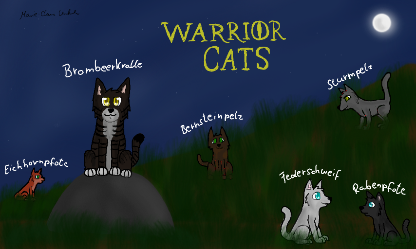 Warrior Cats W
