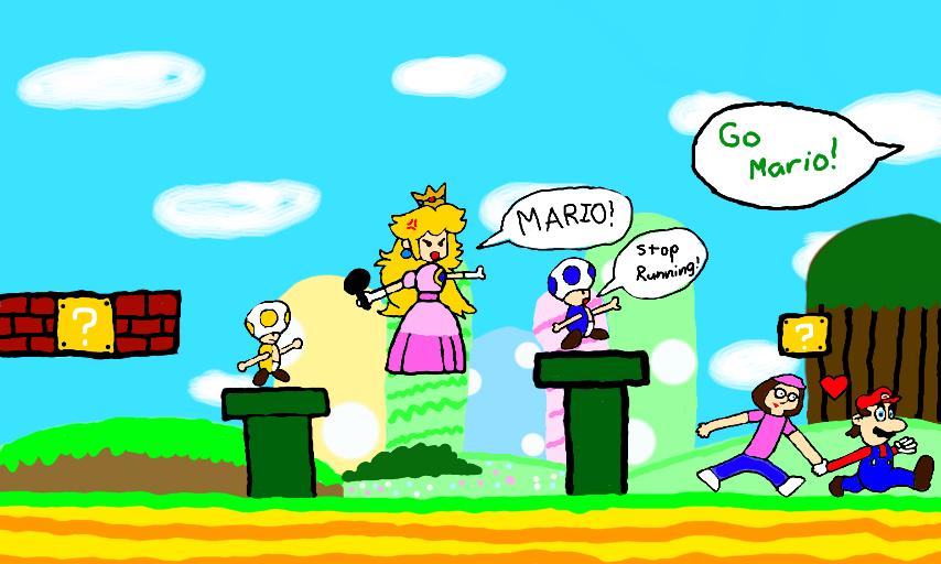 Mario Family Guy Colors! Live - Random ...