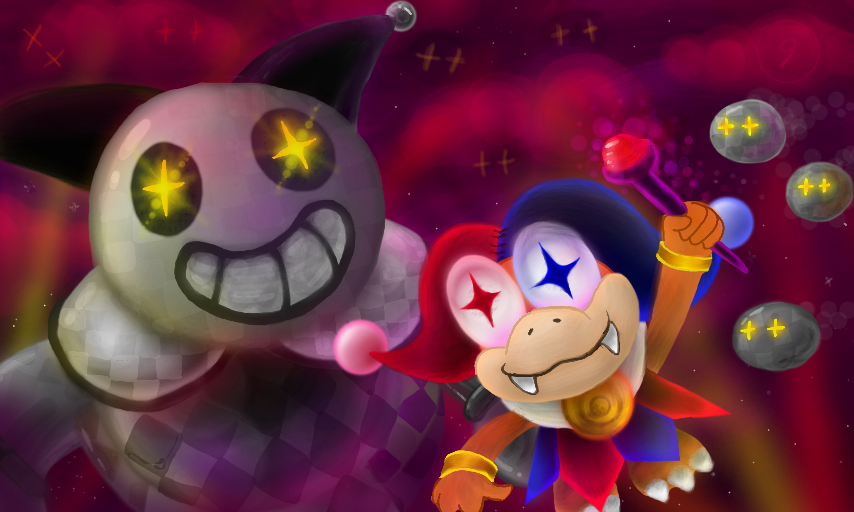 Colors! Live - Motley Bossblob by ShadowKirby