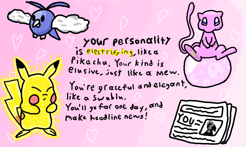 Pokemon Friendship Poem Images Pokemon Images