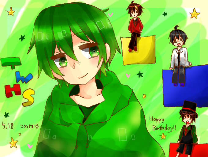 Colors Live 518 つわはすさんおめでとうございます By Iyu