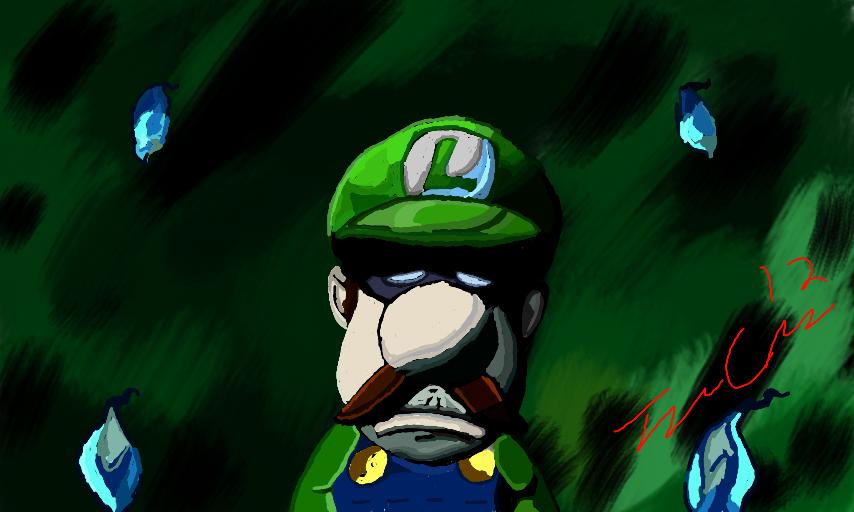Luigis Mansion Beta