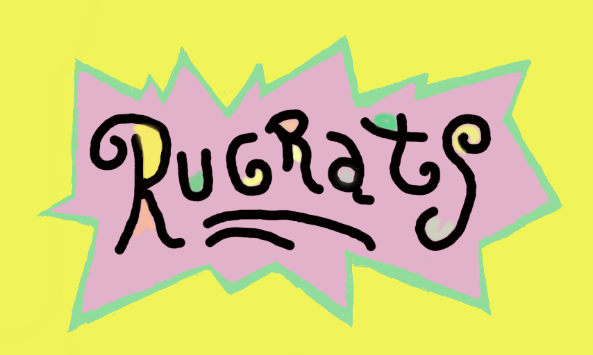 The gallery for --> Rugrats Logo