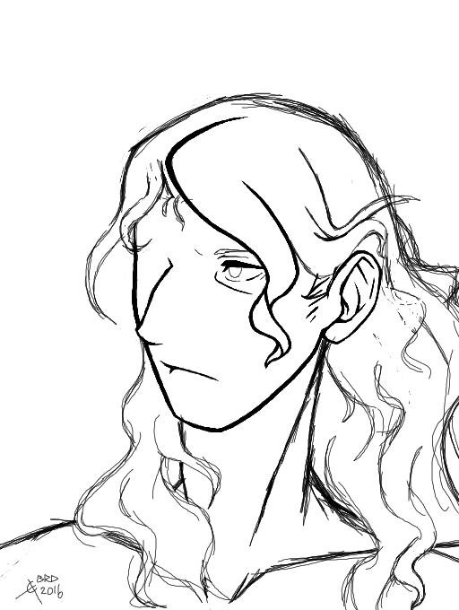 Long Haired Marx