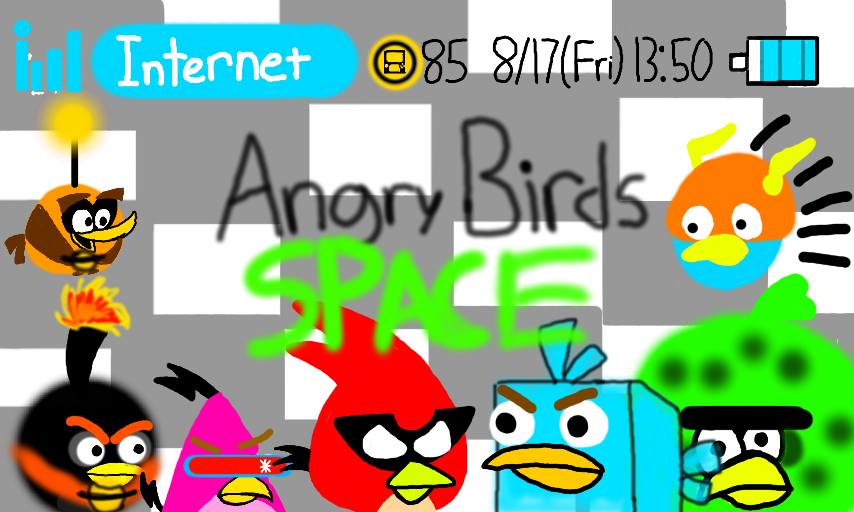 Angry birds space 3d voltagebd Images