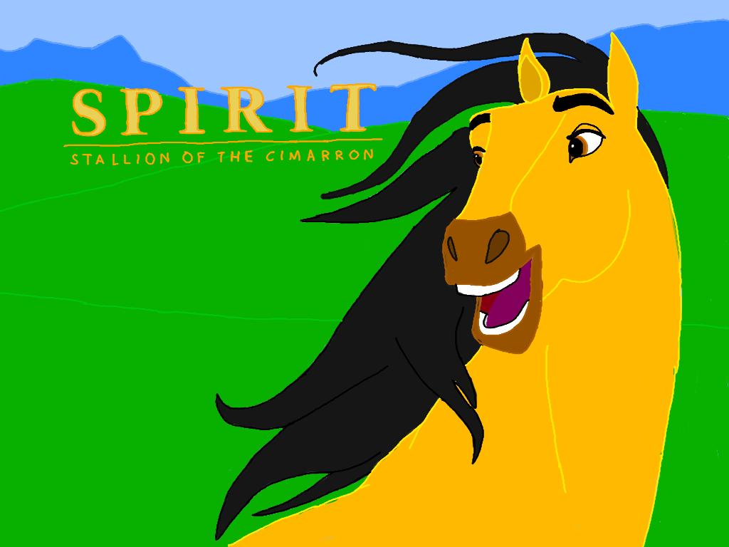 Colors Live Spirit Stallion Of The Cimarron Custom Wallpaper