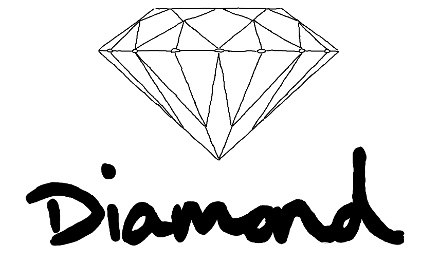 diamond supply co logo png