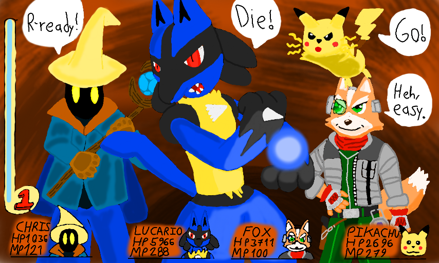 Image Gallery Lucario Fanfic