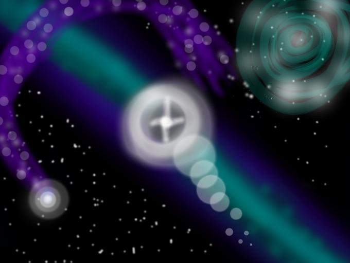 extra galactic pulsars - 680×512