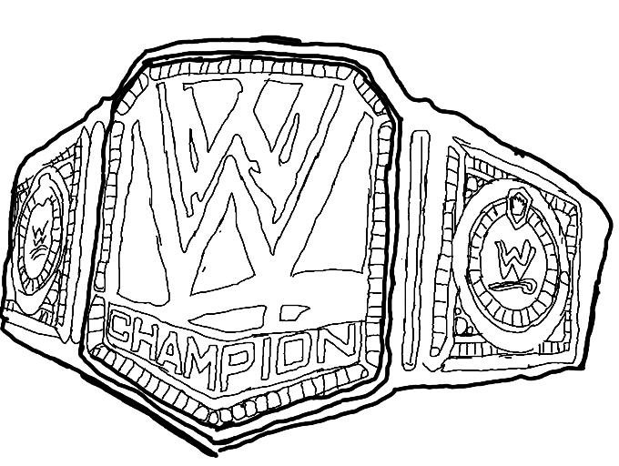 Colors Live New WWE Championship