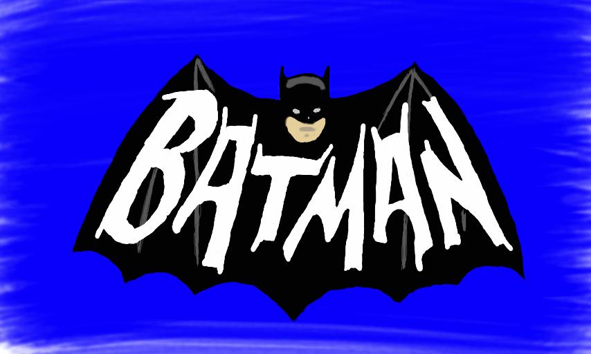 Original 1960 S Batman Symbol