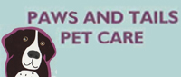 Website for Paws and Tails Pet Care, LLC