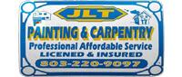 Website for JLT Painting & Carpentry LLC