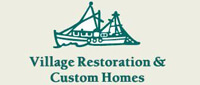 Website for Village Restoration and Custom Homes, LLC