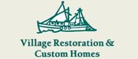 Website for Village Restoration and Custom Homes, LLC