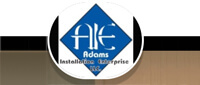 Website for Adams Installation Enterprise