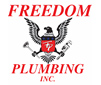 Website for Freedom Plumbing