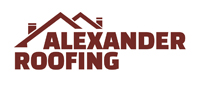 Website for Alexander Roofing