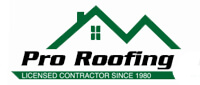 Website for Pro Roofing Charleston