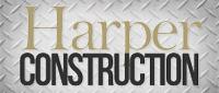 Website for Harper Construction, Inc
