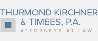 Website for Thurmond Kirchner & Timbes, Law Firm