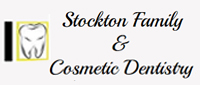 Website for Stockton Family and Cosmetic Dentistry, PA