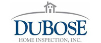 Website for DuBose Home Inspection, Inc