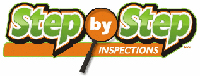 Website for Step by Step Inspections, LLC