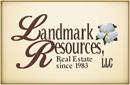 Website for Landmark Resources, LLC
