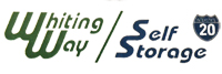 Website for Whiting Way Self Storage