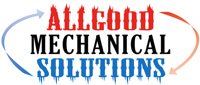 Website for Allgood Mechanical Solutions, LLC