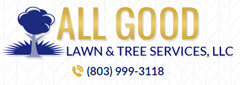 Website for All Good Lawn  & Tree Services, LLC