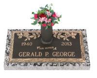 Gerald Bronze Marker