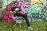 Interview with muralist Adam Hernandez on Confluence Cast