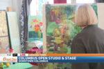 Cam Around Town: Columbus Open Studio & Stage