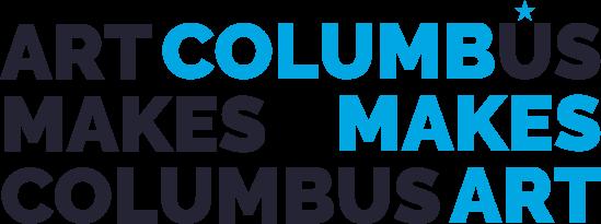 ColumbusMakesArt Logo